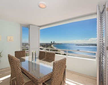 2 Bedroom Superior Water View Apartment